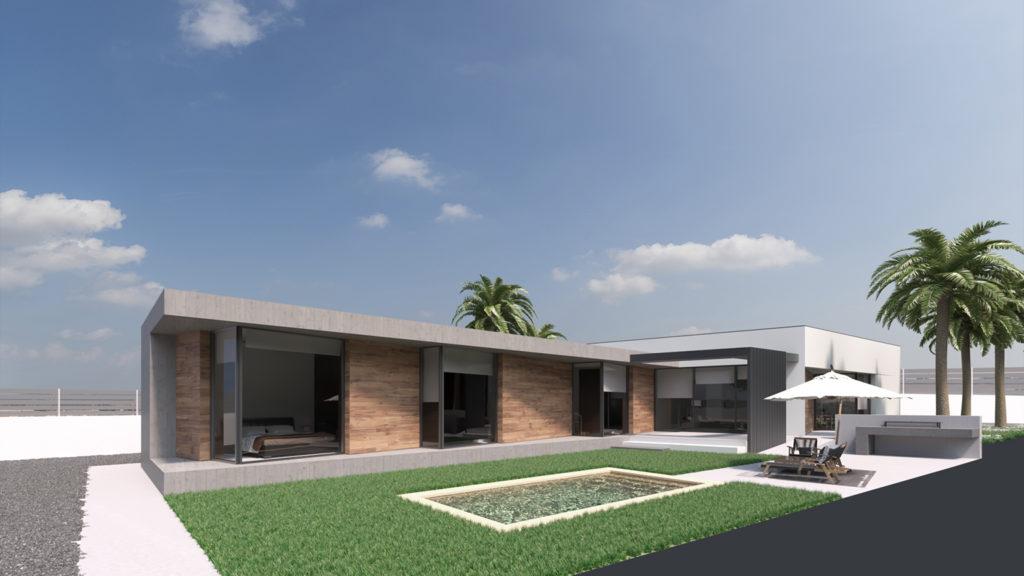 diseño de casa en murcia